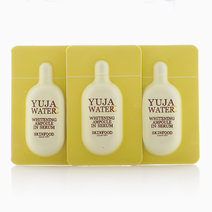 Yuja Water C Whitening Ampoule in Serum Sampler Set  by Skinfood