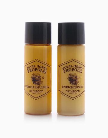Royal Honey Propolis Enrich Dual Kit by Skinfood