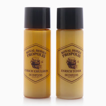 Royal Honey Propolis Enrich Dual Kit by Skinfood