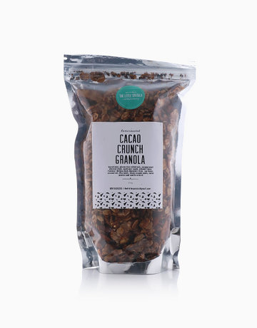 Cacao Crunch Granola by The Little Spatula