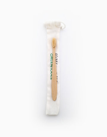 Bamboo Toothbrush by Mimi & Me Greentools