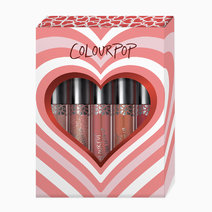 Short and Sweet Mini Size Lip Kit by ColourPop