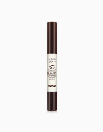 Waterproof Eyebrow Cream by Novo Cosmetics