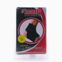 Neoprene Ankle Wrap (89-06) by Manly