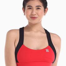 Audacia Bra in Black & Red by Strength Activewear