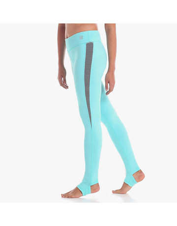 Amore Legging in Tiffany by Strength Activewear