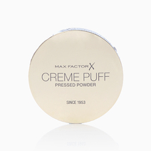 Crème Puff Pressed Powder by Max Factor