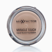 Miracle Touch Liquid Illusion Foundation by Max Factor