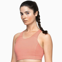 TechSweat Crop in Terracotta by Outdoor Voices