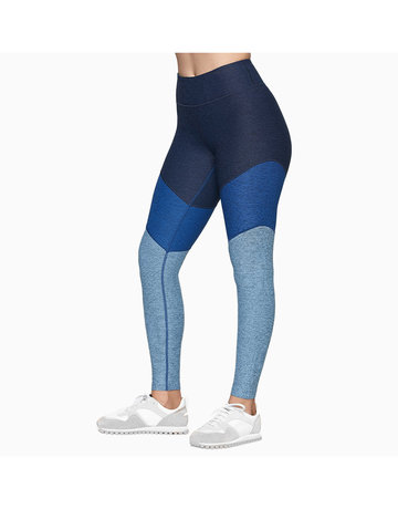 7/8 Springs Legging in Navy/Deep Sea/Mist by Outdoor Voices