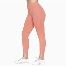 Cover techsweat flex legging in terracotta