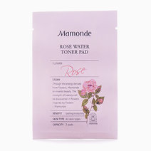 Rose Water Toner Pads by Mamonde