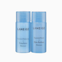 Basic Care Moisture Trial Kit  by Laneige in