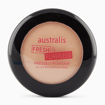 Australis fresh and flawless pressed powder natural