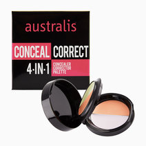 Australis 4 in 1 concealer and corrector palette