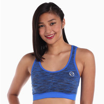 Oceania Bra in Blue by Tropi Activewear