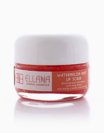Edible Sugar Lip Scrub by Ellana