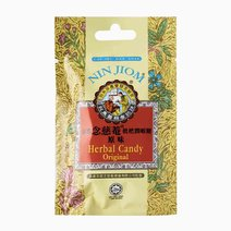 Nin jiom herbal candy lozenges pouch original 20g