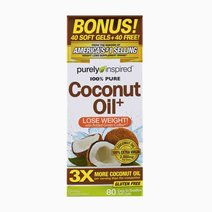 Coconut Oil+  by Purely Inspired