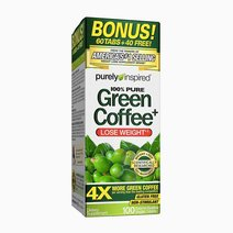 Purelyinspired green coffee   100 veggie tabs