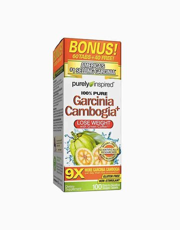 100% Pure Garcinia Cambogia+ by Purely Inspired
