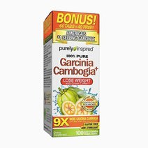 100% Pure Garcinia Cambogia + Lose Weight With Green Coffee (100 Count Veggie Tablets) by Purely Inspired