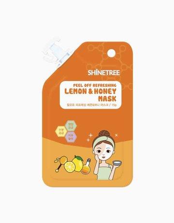 Peeloff Lemon Mask (20pcs) by Shinetree