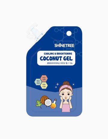 Cooling Coconut Gel (20pcs) by Shinetree