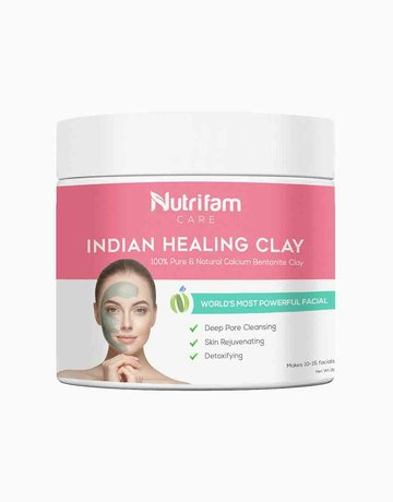 Indian Healing Clay by Nutrifam