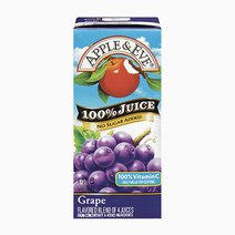 100% Juice Grape (200ml) by Apple & Eve in