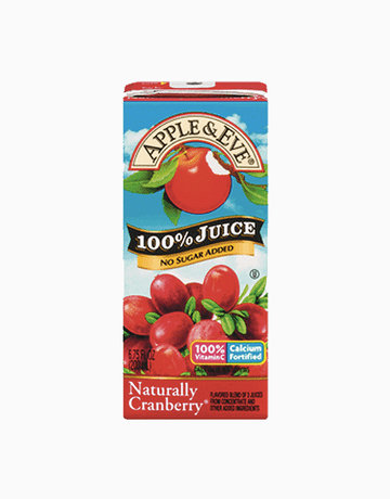 Naturally Cranberry (200ml) by Apple & Eve