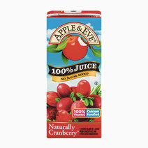 Naturally Cranberry (200ml) by Apple & Eve in