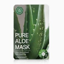 Tosoowoong pure aloe mask pack