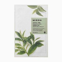 Joyful Time Essence Mask (Green Tea) by Mizon