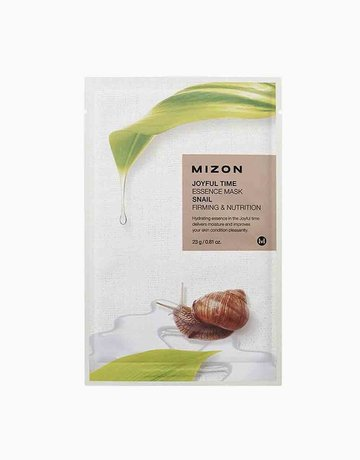 Snail Joyful Time Essence Mask by Mizon