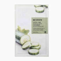 Cucumber Joyful Time Essence Mask by Mizon in
