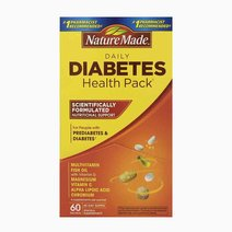 Diabetic Health Pack by NatureMade