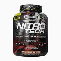 Nitro Tech Milk Chocolate by Muscle Tech
