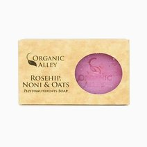 Rosehip, Noni & Oats Soap by Organic Alley