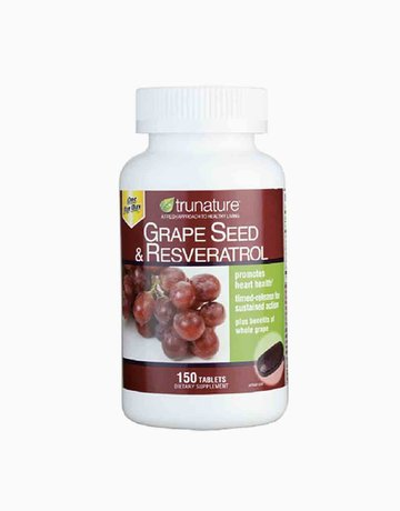Grapeseed Extract with Resveratrol by Tru Nature Vitamins