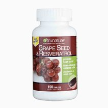Tru nature grapeseed extract with resveratrol