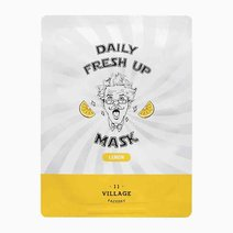 Lemon Daily Fresh Up Mask by Village 11 Factory