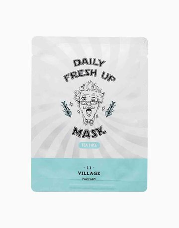 Tea Tree Daily Fresh Up Mask by Village 11 Factory
