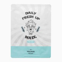Village11 daily fresh up mask tea tree