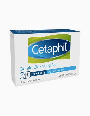 Gentle Cleansing Bar by Cetaphil