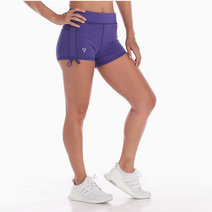 Hiroki Training Shorts in Purple by Atsui  in