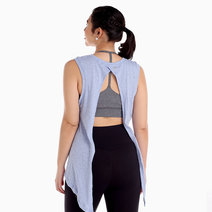 Mineko Layer Tank in Light Blue by Atsui