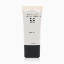 Absolute Radiance CC Cream SPF 30 by Revlon