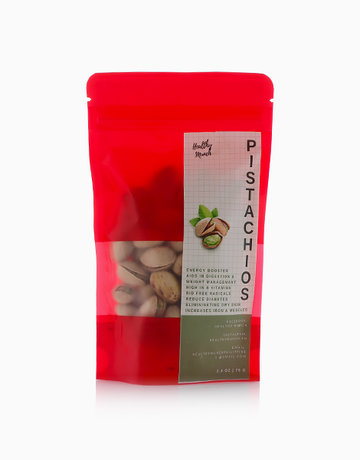 Pistachios in Shell (Salted) by Healthy Munch
