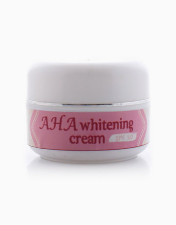 AHA Whitening Cream by Luv Cosmetics